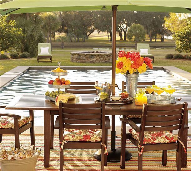 30 Delightful Outdoor Dining Area Design Ideas on Backyard Dining Area Ideas id=46058