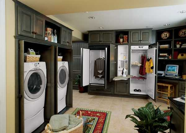 26 Contemporary Super Smart Laundry Room Designs on Amazing Laundry Rooms  id=42169
