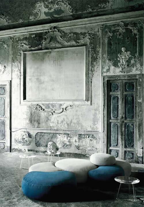 30 Cool Grunge Interior Designs