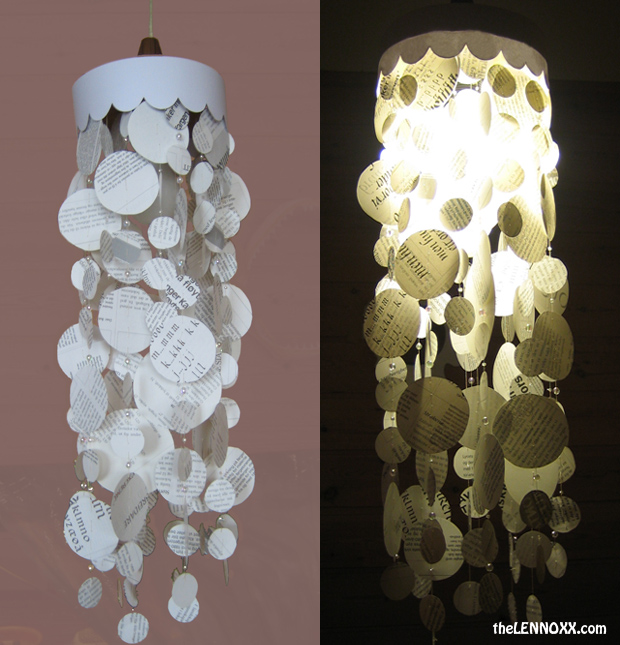 How Make Paper Light Bulb
