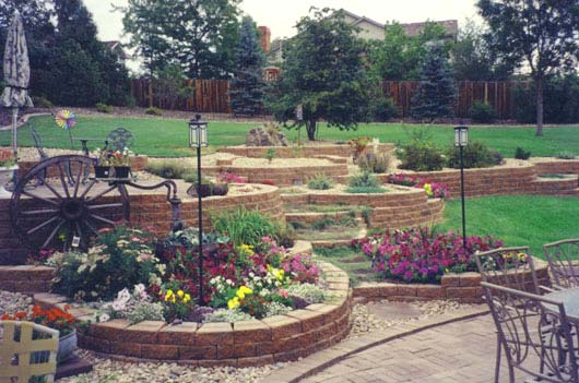 25 Wonderful Examples of Terraced Front Yard Gardens on Terraced Front Yard Ideas id=43054