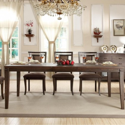 22 Awesome Dining Table Designs Riverside Furniture Promenade Dining Table