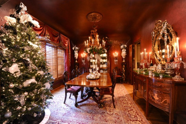 32 Irresistible Christmas Decorating Ideas For Magical