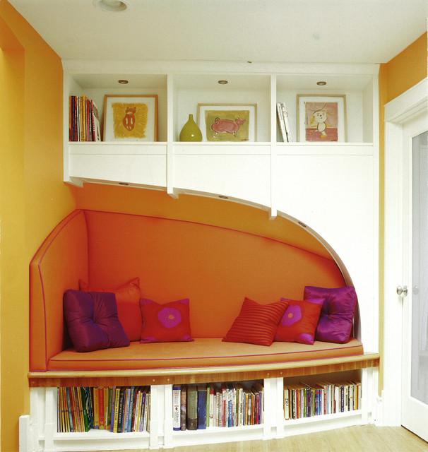 28 Cozy and Attractive Reading Nook Design Ideas on Nook's Cranny Design Ideas  id=54860