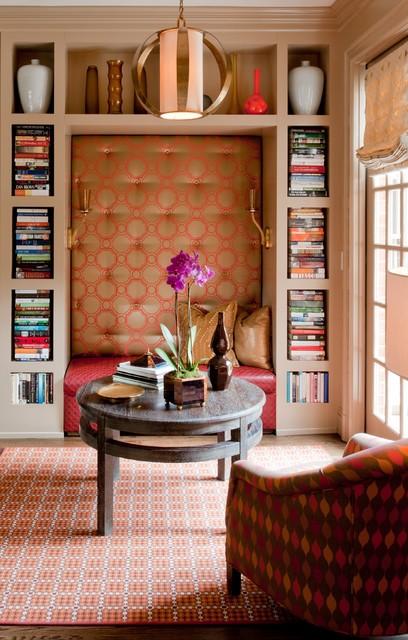 28 Cozy and Attractive Reading Nook Design Ideas on Nook's Cranny Design Ideas  id=18938