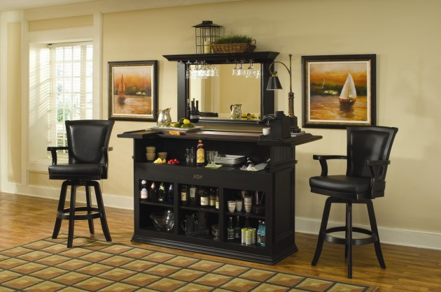 19 Classy Bar Designs For New Years Party