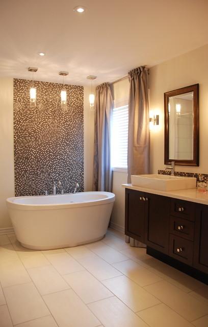 25 charming glass mosaic tiles design