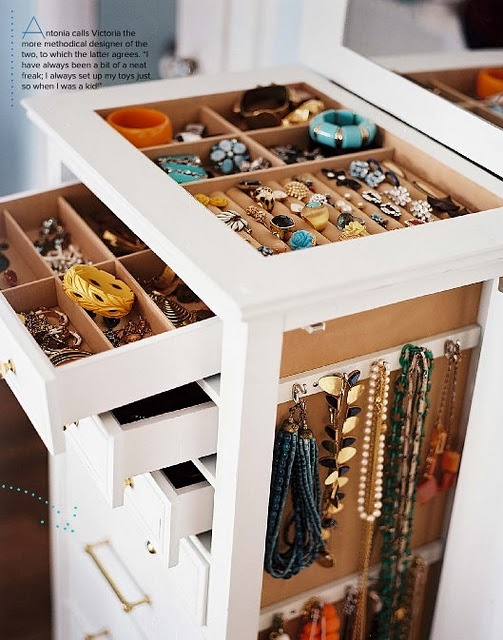30 Fabulous DIY Organization Ideas for Girls