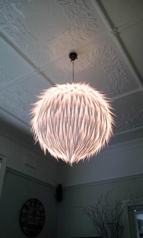 Meteor Pendant Light