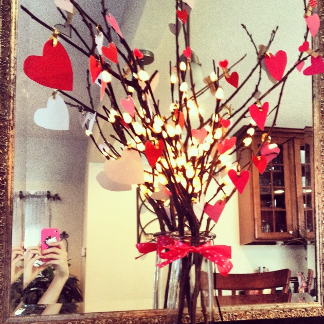 Diy Valentine 39 S Day Decorations