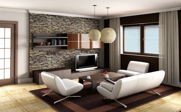 20 Divine Stone Walls Design Ideas For Enhancing Your Interior