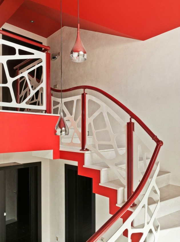 Modern Colors House Interiors