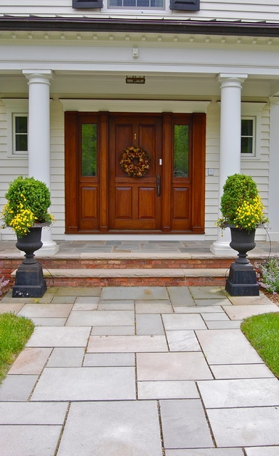 23 Creative Ideas Of Traditional Outdoor Front Entry Steps   Home Front Staircase Design   Entrance Front Door Stair   Home Jina   Ghar   Roof Railing Brick   Outer Wall