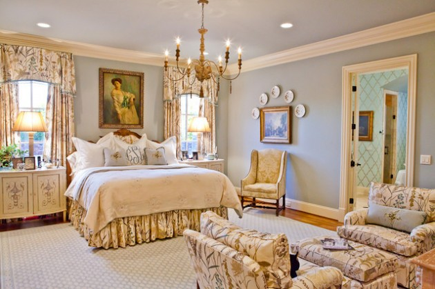 Having a small space may include more storage challenges, but that doesn't mean you can't enjoy a beautiful space. 16 Charming Victorian Bedroom Design Ideas