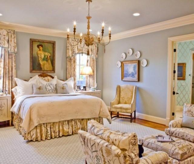 Charming Victorian Bedroom Design Ideas