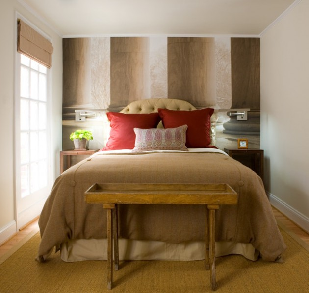 23 Clever Ideas of Decorating Small Beautiful Bedrooms on Beautiful Bedroom Ideas For Small Rooms  id=54795