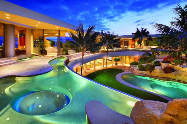20 Dream Backyards for Your Ideal Home on Dream Backyard With Pool id=28500