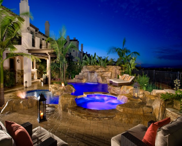 20 Dream Backyards for Your Ideal Home on Dream Backyard With Pool id=50838
