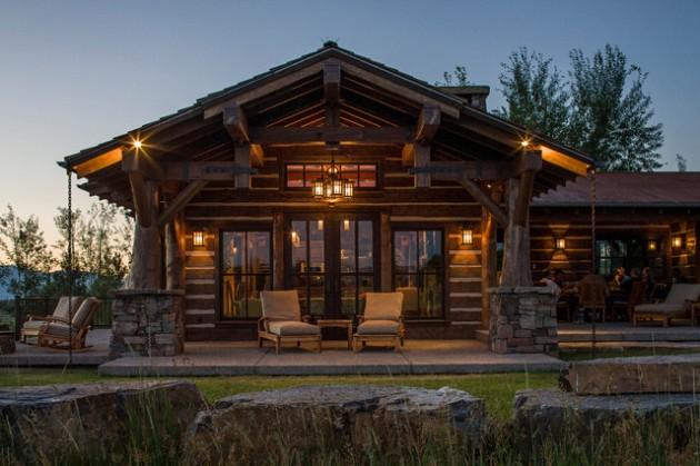 15 Sparking Patio & Landscape Designs For Your Backyard on Mountain Backyard Ideas  id=27598