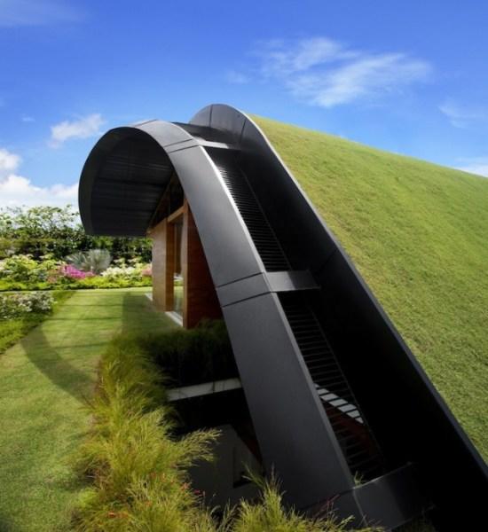 meera house singapore sky garden Meera Sky Garden House - An Amazing Eco-Friendly Home