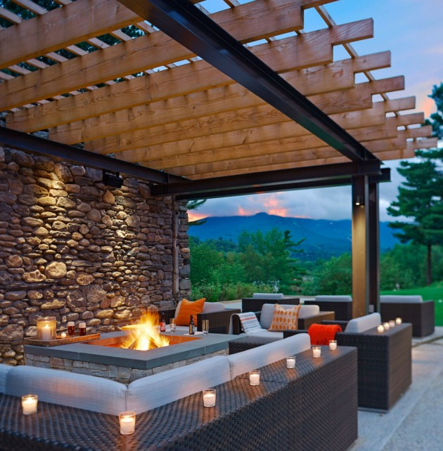 15 Refreshing Outdoor Patio Designs For Your Backyard
