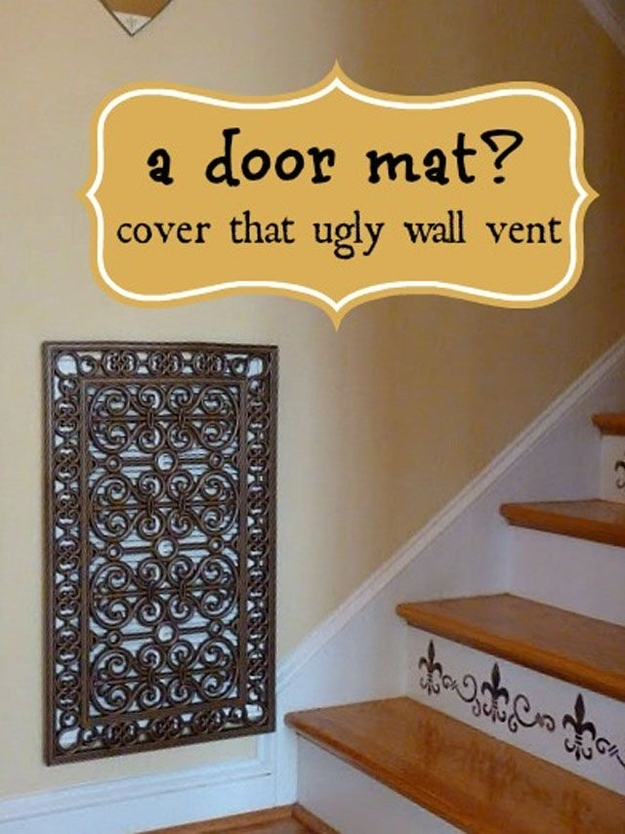 15 Handy Ideas To Hide The Eyesore Accents In Your Home