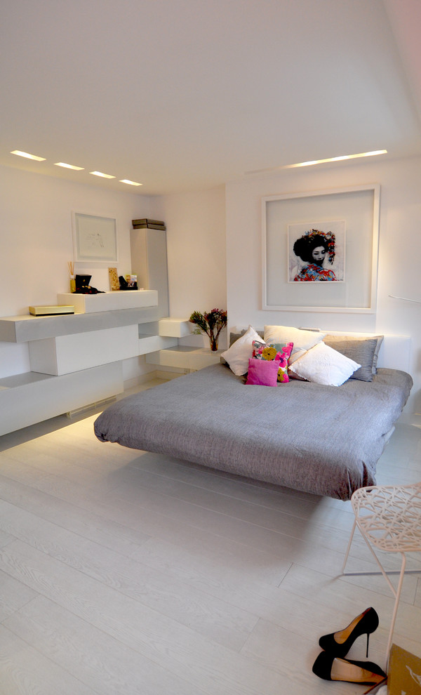 20 Sleek Contemporary Bedroom Designs For Your New Home on New Model Bedroom Design  id=41698