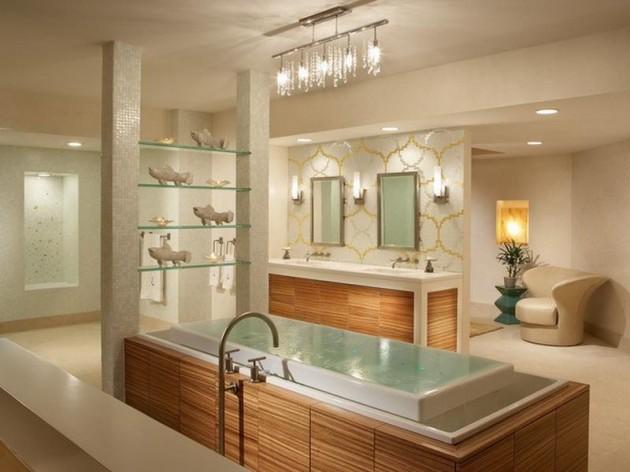 Most Amazing Luxury Bathroom Design Ideas- You'll Fall In ... on Small:e_D8Ihxdoce= Restroom Ideas  id=81301
