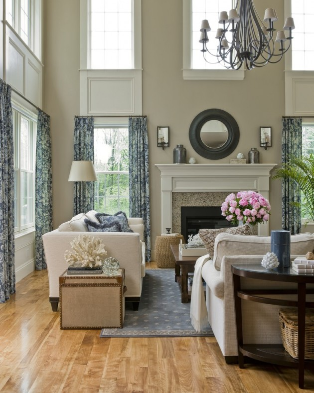15 Classy Traditional Living Room Designs For Your Home on Picture Room Decor  id=58887