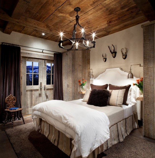 15 Cozy Rustic Bedroom Interior Designs For This Winter on Teenage:rfnoincytf8= Room Designs  id=89165