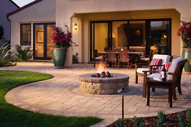 15 Luxury and Classy Mediterranean Patio Designs on Luxury Backyard Design id=22197
