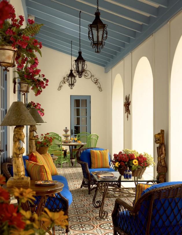 15 Luxury and Classy Mediterranean Patio Designs on Small Mediterranean Patio Ideas id=57652