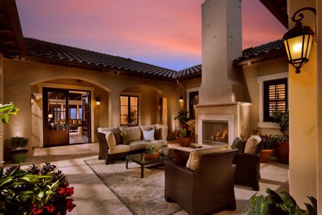 15 Luxury and Classy Mediterranean Patio Designs on Luxury Backyard Patios id=84908