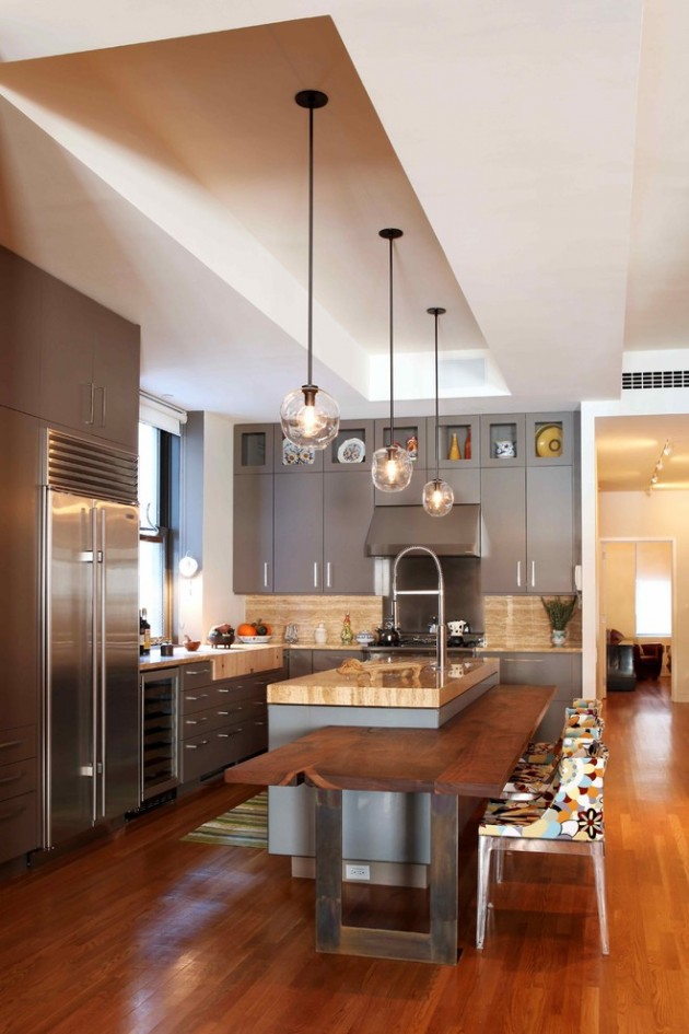 15 Elegant Contemporary Kitchen Designs You Need To See