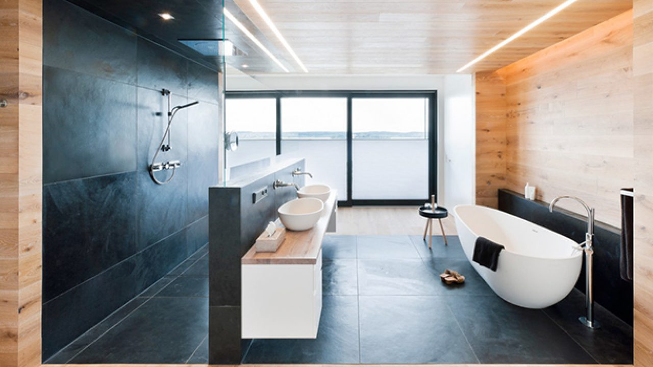 15 Mesmerizing Luxury Contemporary Bathroom Designs You Must See