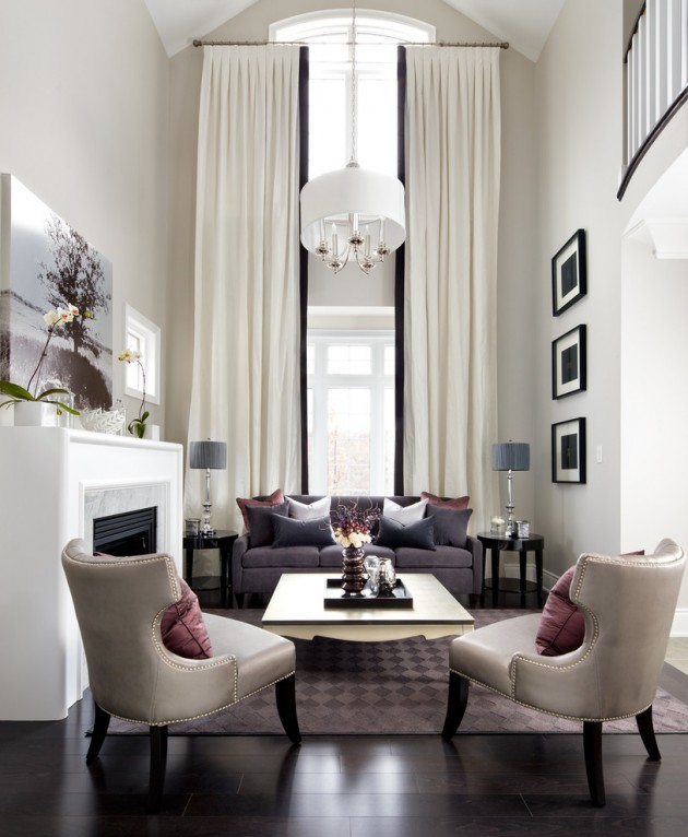 15 Relaxed Transitional Living Room Designs To Unwind You on Room Decor Photos  id=59914
