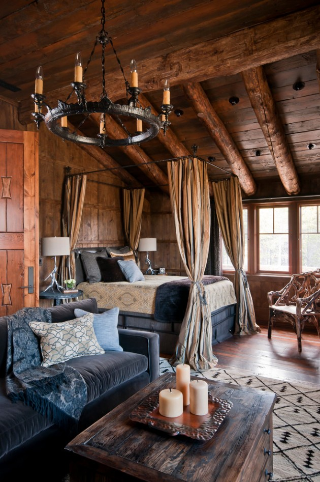 Every item on this page was curated by an elle decor editor. 15 Charming Rustic Bedroom Interior Designs To Keep You