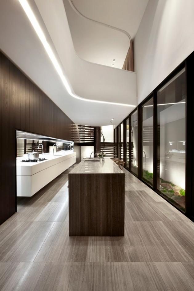 15 Mesmerizing Luxury Contemporary Kitchen Designs You ... on Ultra Modern Luxury Modern Kitchen Designs  id=88250
