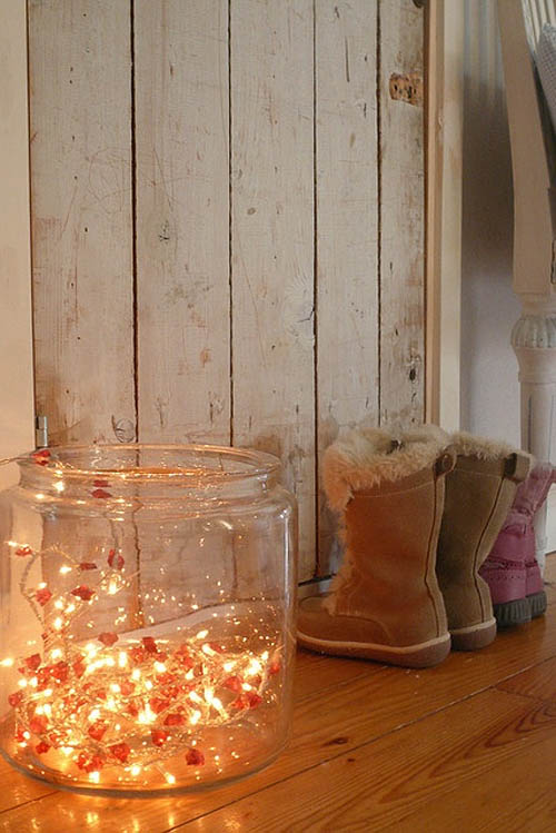 10 The Most Fascinating Ways To Use Christmas Lights