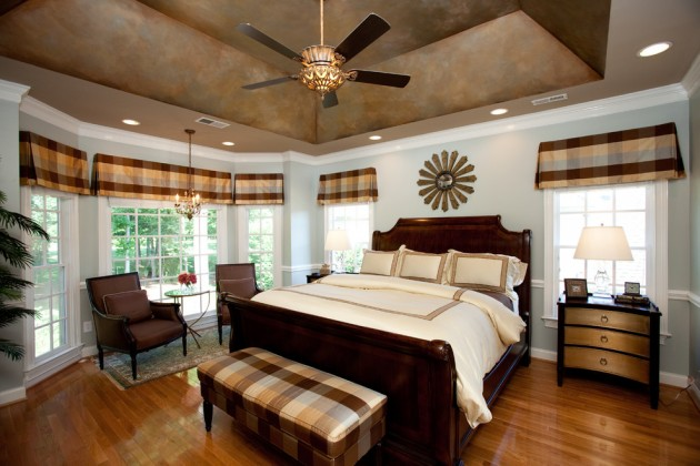 15 Classy Amp Elegant Traditional Bedroom Designs That Will