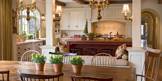 Rustic Kitchen Design Pictures
