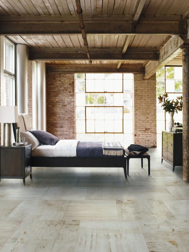 15 Polished Industrial Bedroom Designs That Break Away