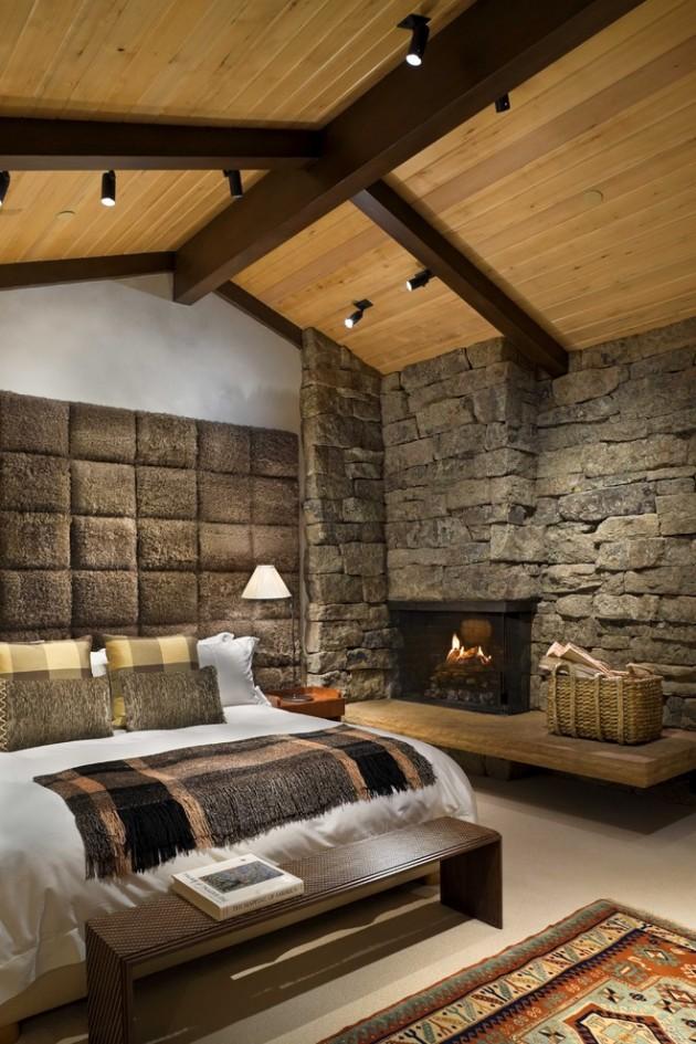 15 Restful Rustic Bedroom Interior Designs That Will Make ... on Teenage:rfnoincytf8= Room Designs  id=79523