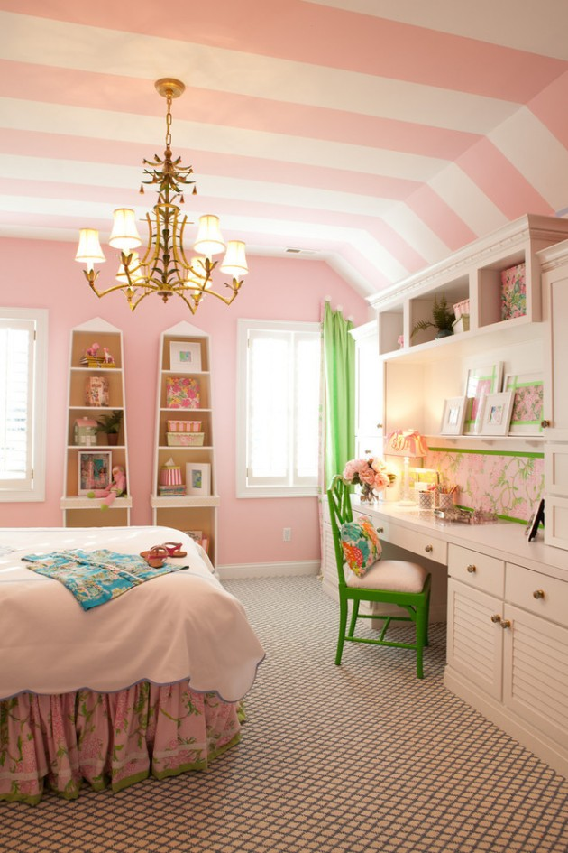 15 Playful Traditional Girls' Room Designs To Surprise ... on Room Girl  id=28938