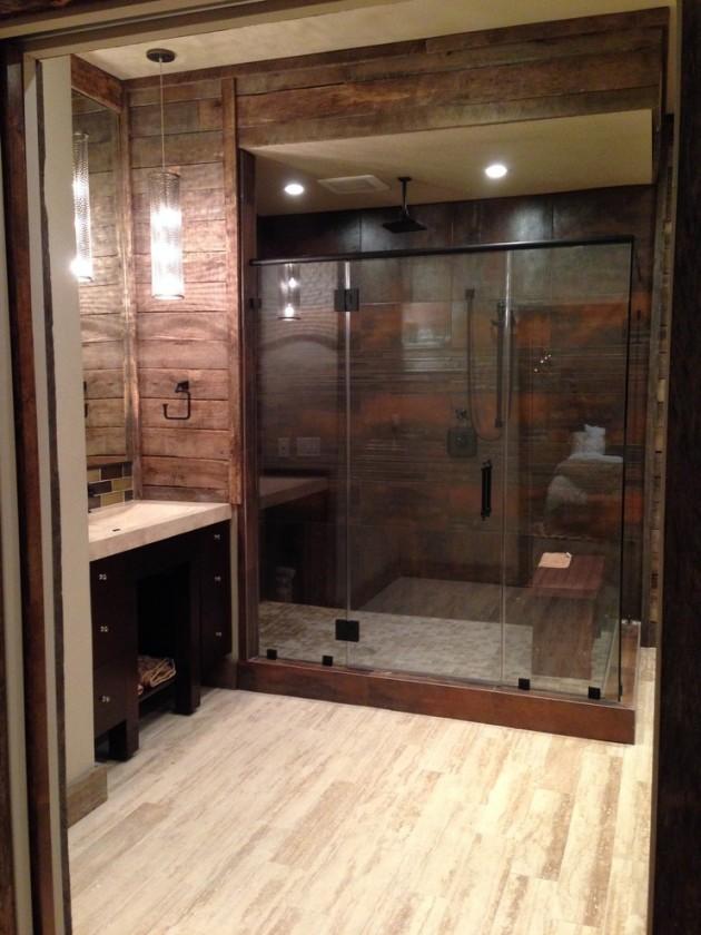 15 Striking Industrial Bathroom Designs With Modern Features on Modern:kkgewzoz5M4= Small Bathroom  id=63670
