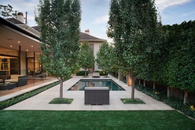 16 Captivating Modern Landscape Designs For A Modern Backyard on Modern Backyard Landscape Ideas id=49088