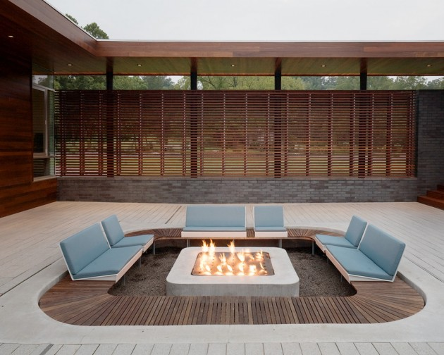 22 Exceptional Modern Patio Designs For A Wonderful Backyard on Modern Backyard Patio Ideas  id=86057