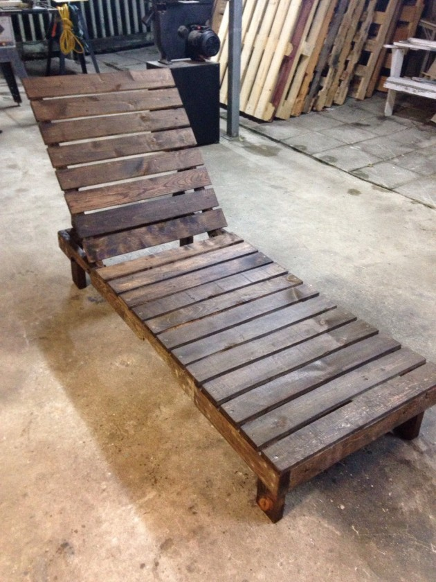 22 Genius Handmade Pallet Furniture Designs That You Can ... on Pallet Design  id=25385