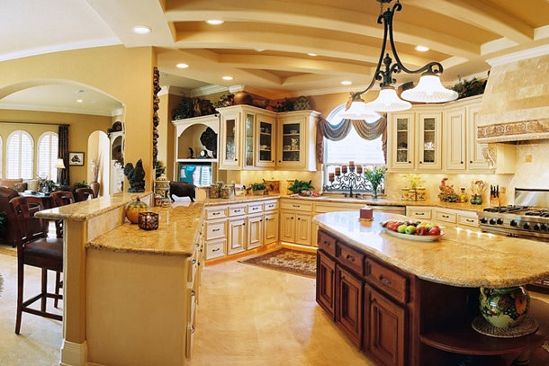 Best Traditional Kitchen Designs