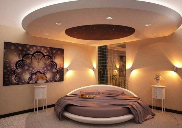 ultra modern ceiling designs for your master bedroom